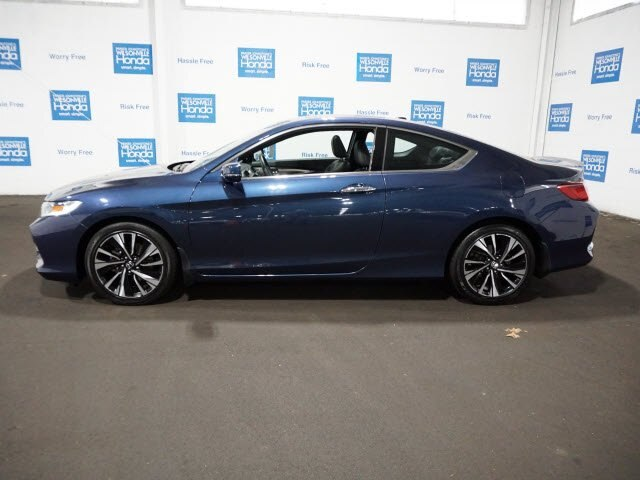 Certified Pre-Owned 2016 Honda Accord EX-L Coupe