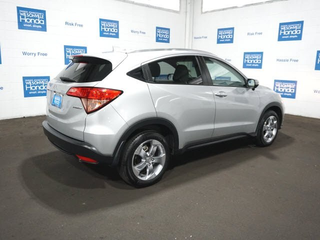 Certified Pre-Owned 2016 Honda HR-V AWD EX-L w/Navigation