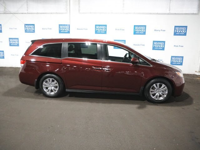 Certified Pre-Owned 2016 Honda Odyssey EX-L w/Navigation