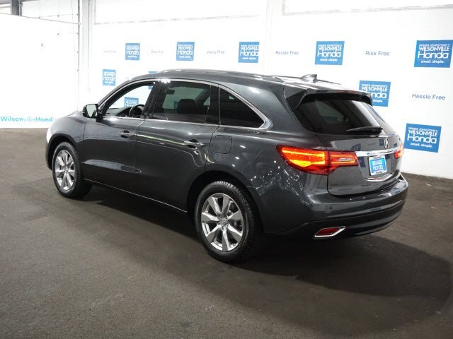 Pre-Owned 2016 Acura MDX 3.5L w/ Advance and Rear Entertainment Pkgs