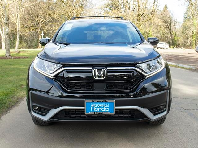 New 2020 Honda CR-V EX-L w/ Northwest Accessory Pkg