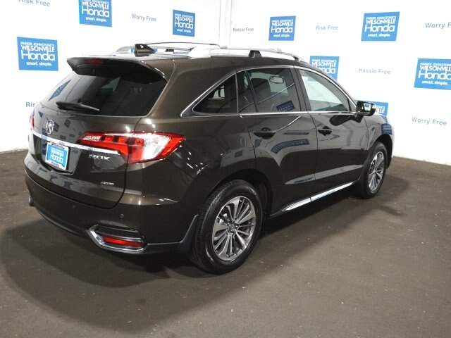 Pre-Owned 2017 Acura RDX Advance Package AWD