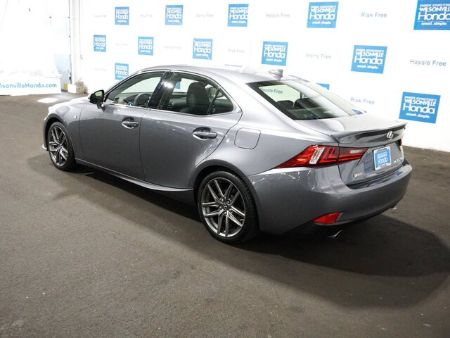 Pre-Owned 2015 Lexus IS 250 Base AWD