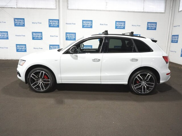 Pre-Owned 2017 Audi SQ5 3.0T Premium Plus AWD