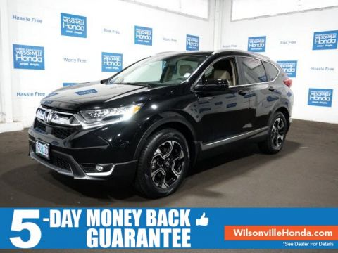 Certified Pre-Owned 2017 Honda CR-V Touring AWD