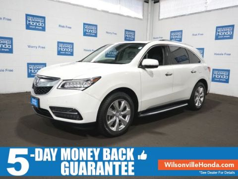 Pre-Owned 2016 Acura MDX 3.5L w/Advance Package
